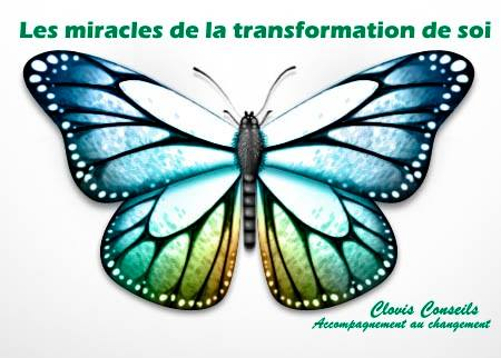 les miracles de la transformation de soi